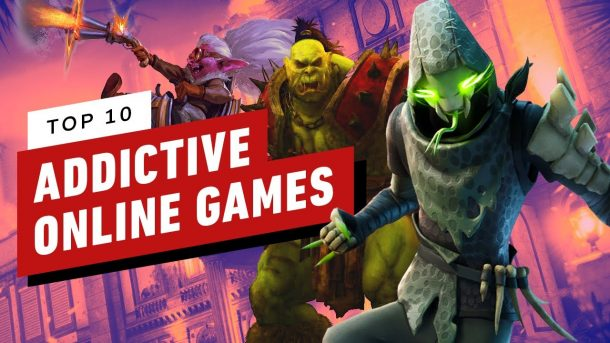 The Latest 10 Pc Games You Can Play