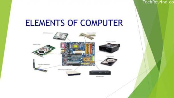 What Are The 10 Major Hardware Components Of A Computer System