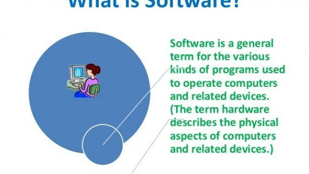 Software Is