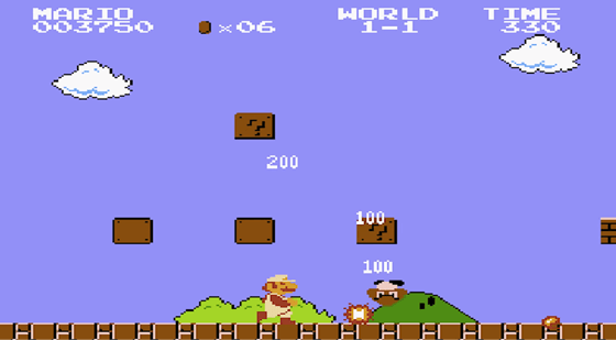 super mario bros 1985 gameplayready Super Mario