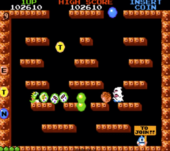 bubble bobble1986 Bubble Bobble