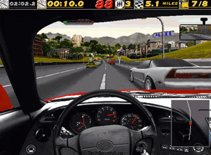 the need for speed 1 1994 Need for Speed