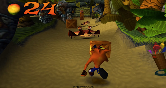 crash bandicoot 1996 Crash Bandicoot