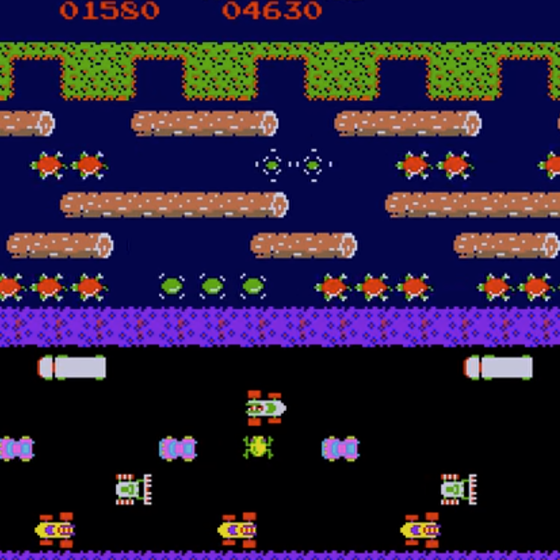 frogger 1981 gameplay ready Frogger