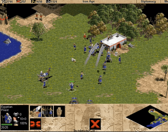 age of empires 1 Age of Empires